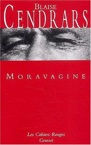 Couverture du roman Moravagine chez Grasset
